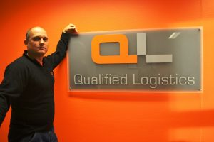 Roger Hallstensen, owner and CEO at Qualified Logistics