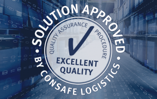 Solution approved logo