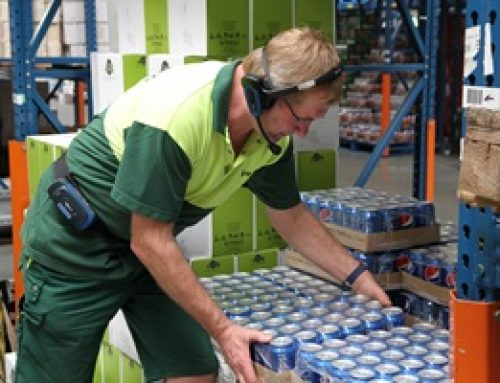 Heineken improves ergonomics and productivity through voice