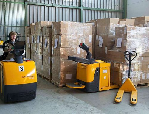 Moved logistics to Estonia and increased warehouse efficiency