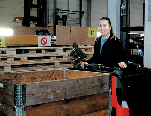 Astro WMS increases quality and productivity at Møller Logistikk
