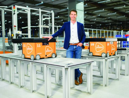 PostNL automates e-fulfilment with Astro WMS® and pick-to-light
