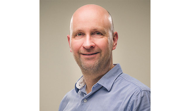 Henk-Jan van Donkelaar Chief Sales Officer