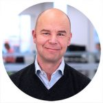 Patrik Olsson Chief Product Officer Consafe Logistics profile picture