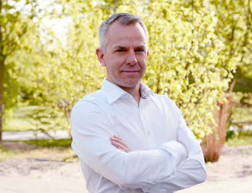 NEW SALES AND MARKETING DIRECTOR FOR SWEDEN