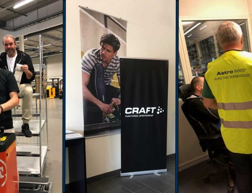 CRAFT OF SCANDINAVIA HAS IMPLEMENTED Astro WMS®