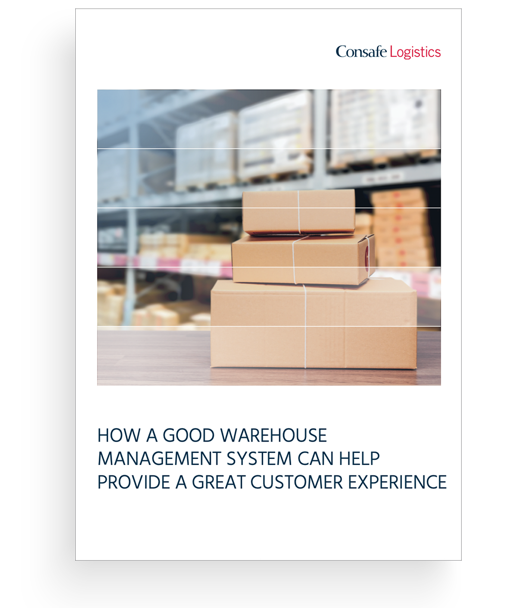 Whitepaper HOW A GOOD WMS CAN HELP PROVIDE A GREAT CUSTOMER EXPERIENCE