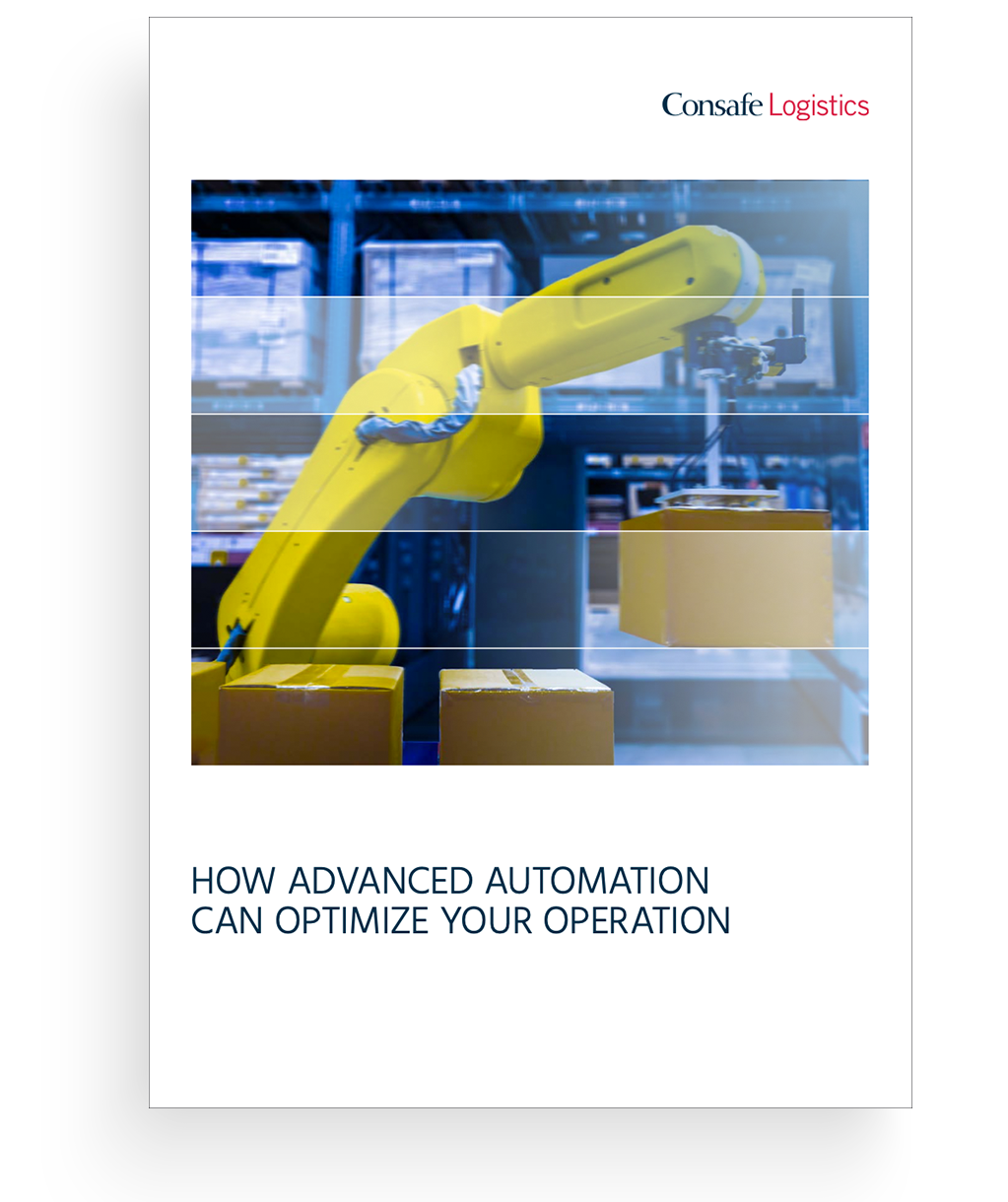 White paper HOW ADVANCED AUTOMATION CAN OPTIMIZE YOUR WAREHOUSE OPERATION