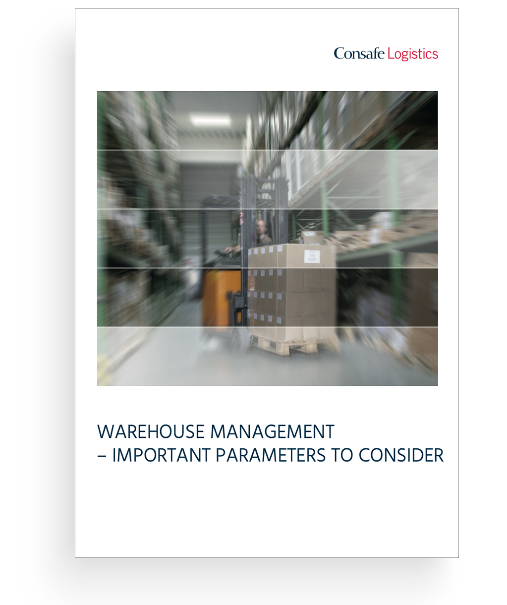 White paper WAREHOUSE MANAGEMENT - IMPORTANT PARAMETERS TO CONSIDER
