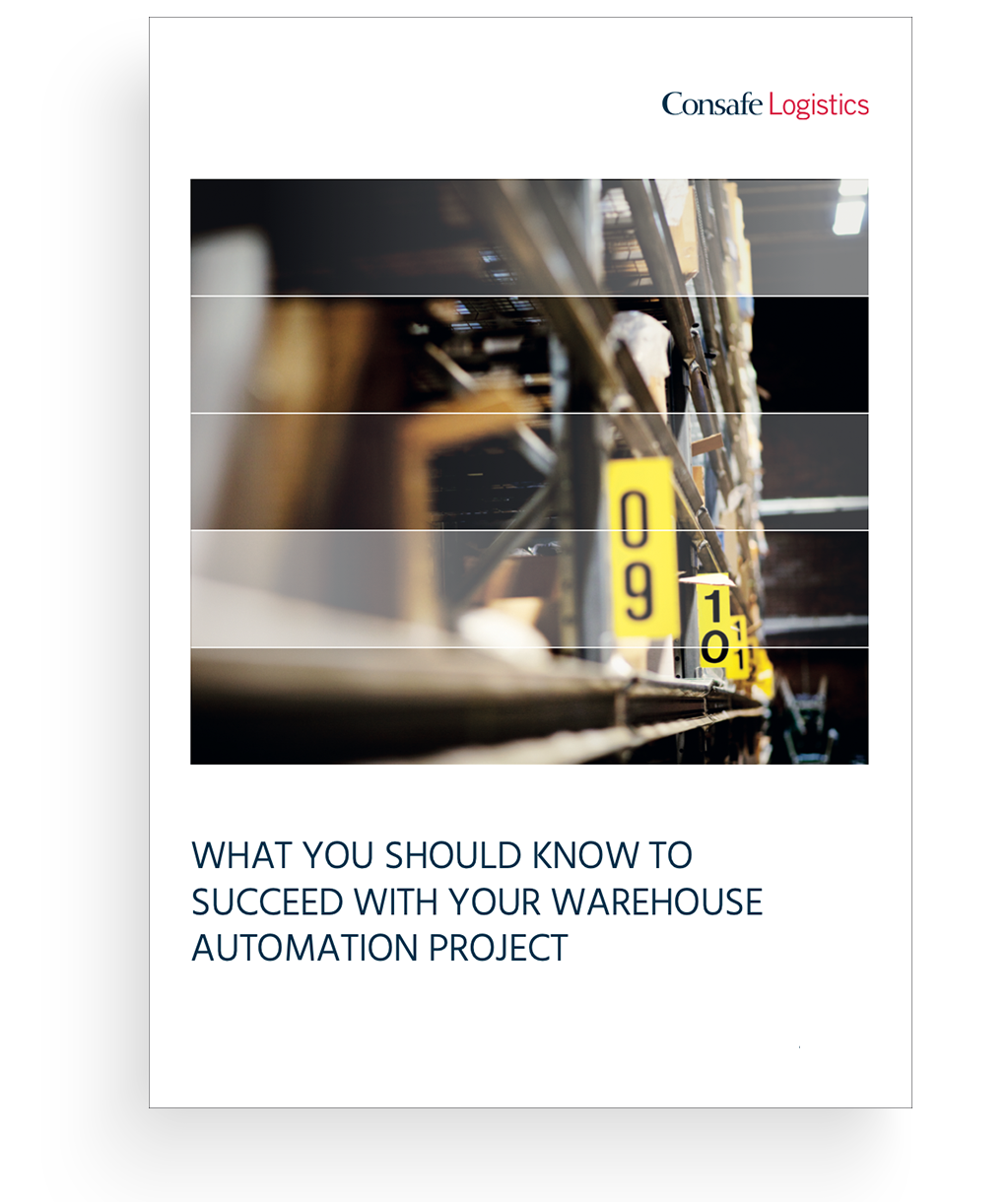 White paper WHAT YOU SHOULD KNOW TO SUCCEED WITH YOUR WAREHOUSE AUTOMATION PROJECT