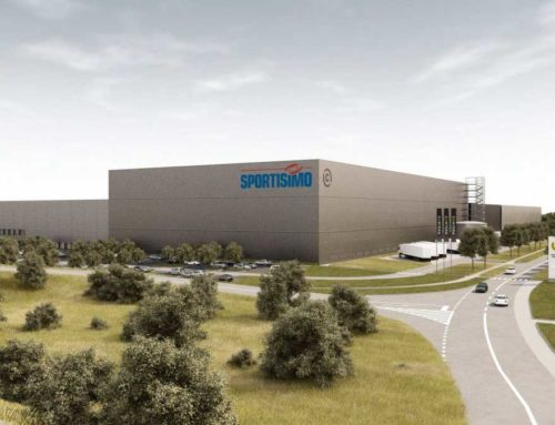 SPORTISIMO CHOOSES CONSAFE LOGISTICS TO BE THEIR PARTNER IN WAREHOUSING
