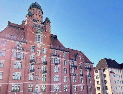 CONSAFE LOGISTICS OPENS NEW OFFICE IN CENTRAL STOCKHOLM